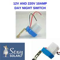 220V AND 12V Day and Night Switch