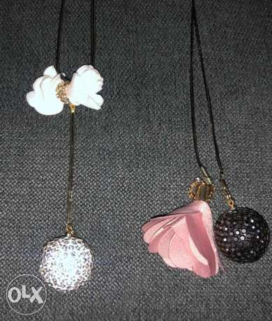 Neckless, elegant style and classy