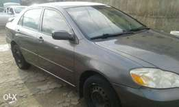 Toyota corolla 2006 tokunbo just landed accident free nothing to fixed