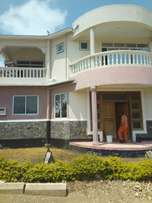 Four bedrooms massionate for sale.Utange