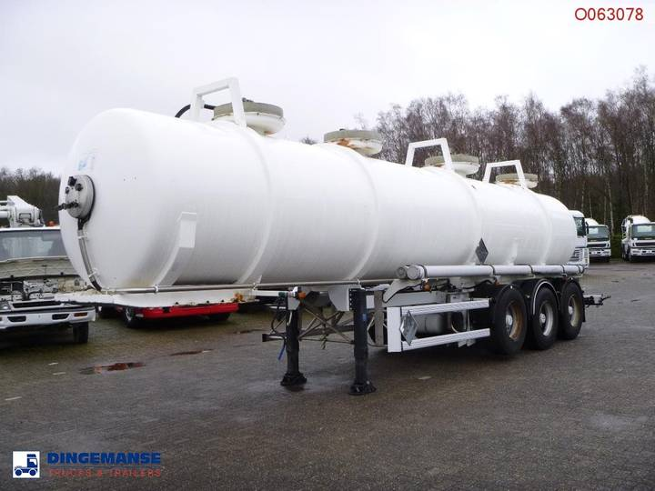 Maisonneuve Chemical ACID tank 24.4 m3 / 1 comp - 1996