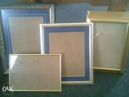 Photo or certificate frames