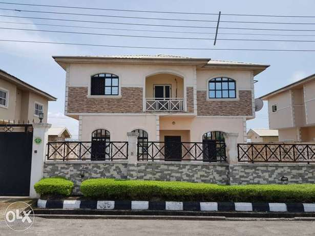 Brand 5 bedrooms detached duplex for sale at lekki phase 1 Lekki - image 1