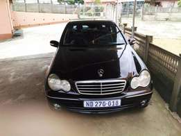 2004 MERCEDES BENZ C200. Like new in a very good condition, regularly