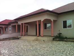 3bedrooms self compound for sale-kuntunse