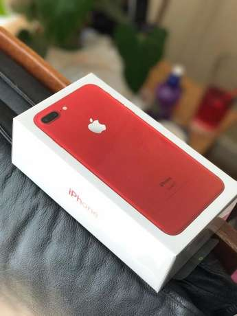 Apple-iPhone-7-Plus-RED-128GB Dar es Salaam CBD - image 1