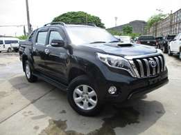 Toyota hilux double cab, prado 2017 model face lift, finance available