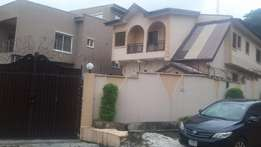 DetachedHouse for Sale/Long Lease in Estate off Kudirat Abiola Way,Ikj