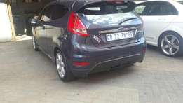 Ford Fiesta 1.6 tatanium 2012 model for sale