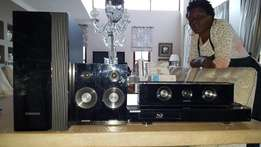 Samsung HT C5500 Blu-Ray Home Theatre - R2500 negotiable