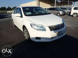 Just arrived TOYOTA AXIO for sale