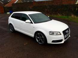 Wanted - Audi A3 1.8T sportback S-tronic - Repo\Cheap