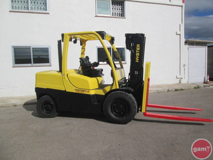Hyster H5.0ft - 2018