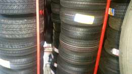Brand new and used tyres at very good price