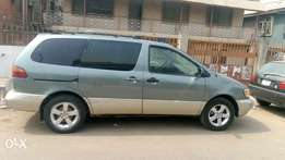 A very clean Toyota sienna just buy and drive