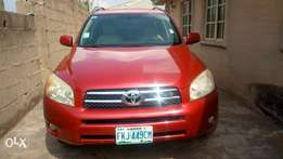 Clean Toyota Rav4 with mortuary standard A/C
