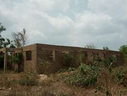 Uncompleted Building (3 bed room flat)