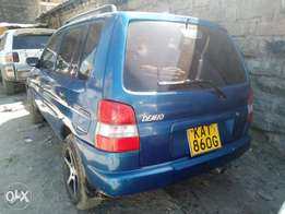 Mazda demio in superb condition. 1500cc .Owner