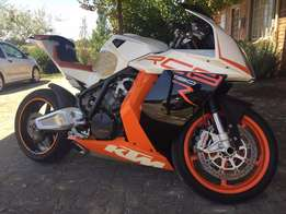 KTM RC8 Road Bike for Sale R75 000