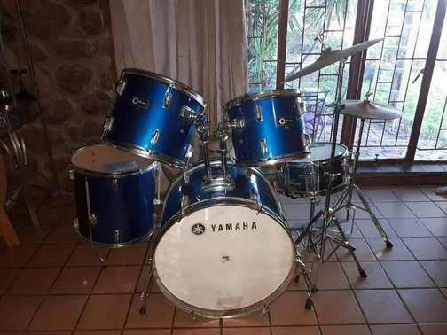 Drum Set In Limpopo Value Forest