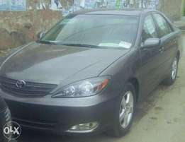 Pristine Tokunbo Toyota Camry Big Daddy v6 firstbody,2003 for N1.550m