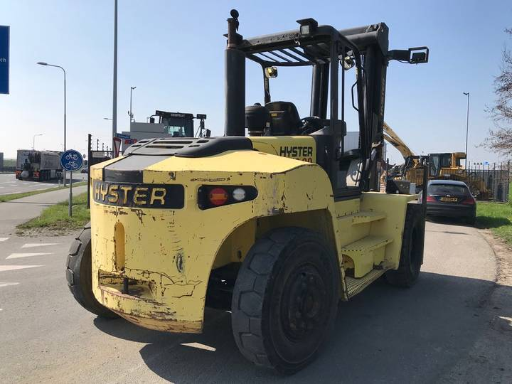 Hyster H10.00XM-6 1600 hrs only! - 2007 - image 4