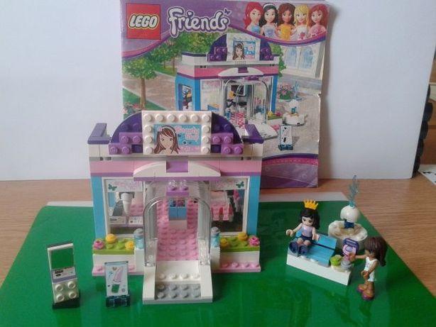 Lego Friends 3187 Salon Piękności Wrocław Psie Pole Fabryczna