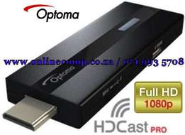 Optoma HD Cast Pro 1080p HDMI MHL TV