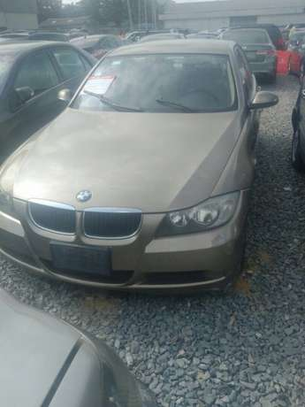 Bmw 3series 2007 Ikeja - image 1