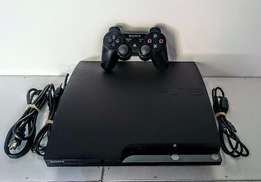 PS3 Slim 320GB Great Condition,Well Looked After