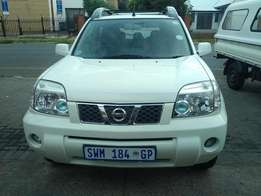 Weekly Special: 2006 Nissan Xtrail Disel for R82000