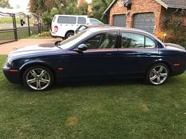 2005 Jaguar S Type R 4.2 Supercharged