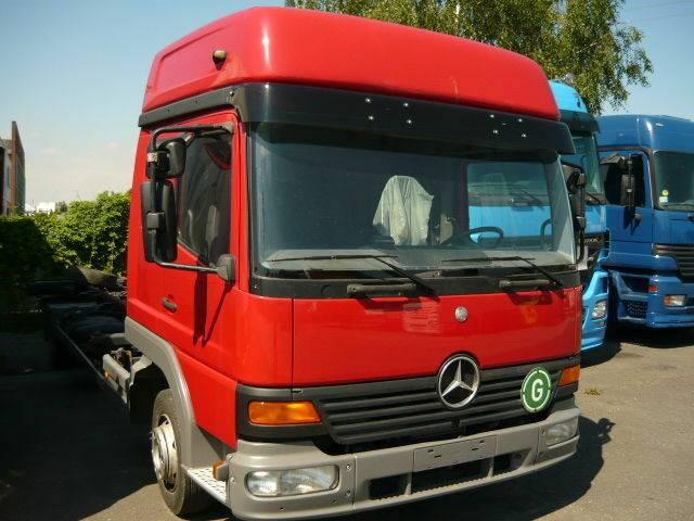 Mercedes-Benz BDF - Atego- 818 L - 2003