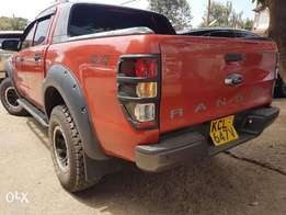Ford Ranger Wildtrack D/Cab 2015