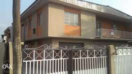 Spacious 5 Bedroom Semi Detached Duplex at Ogba Estate, Lagos