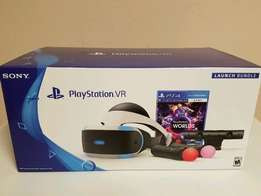 SONY Playstation PS4 VR PSVR Virtual Reality