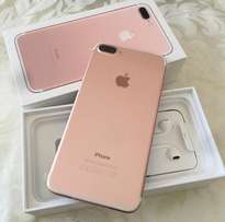 iPhone 7 plus rose gold for sale