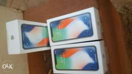 IPhone X 256gb brand new sealed
