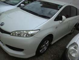 New fully loaded toyota wish valvematic