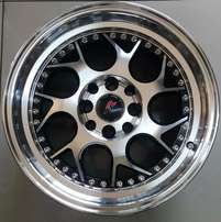 "Mags 4 u wheel and tyre experts. 15"" wheels available."