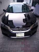 Clean 6 months old Honda Accord for sale