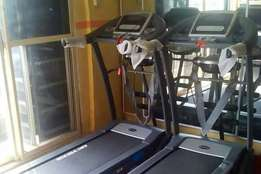 Treadmill for indoor jogging 2.5hp