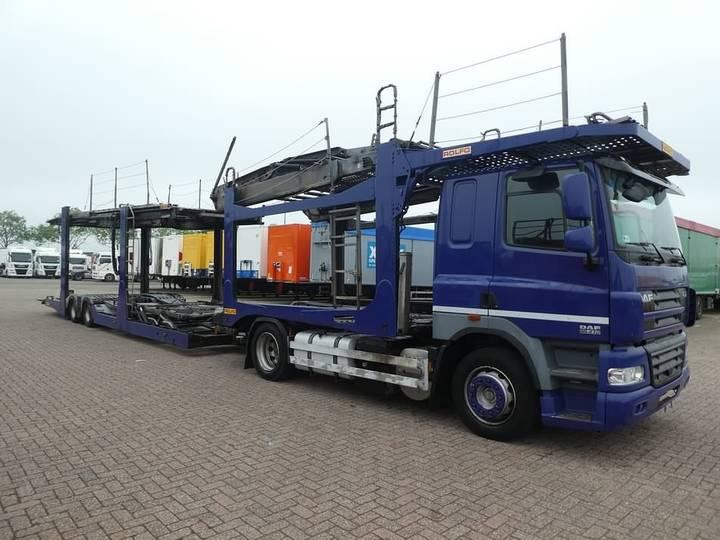 DAF CF 85.410 9 cars/pkw/auto's - 2012