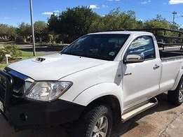 Toyota Hilux 3.0 D4D for sale 65.000 cash