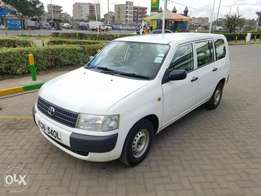 Toyota probox super clean as new,buy and drive