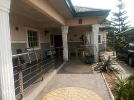6 Bedroom Bungalow with Swimming Pool 4 Sale at Rukpoku Port Harcourt