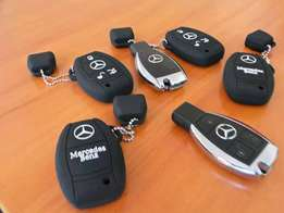 High Quality Silicon Key cover for Mercedes benz