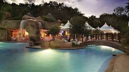 Sun City Cascades Hotel Family Room (27 April - 1 May)