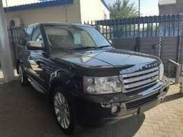 2007 range rover sport for sale