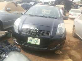 08 registered Toyota yaris for sale